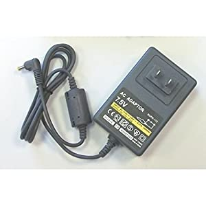 Video Game Accessories New Slim PS1 Playstation 1 PSOne AC Adapter Power Cord