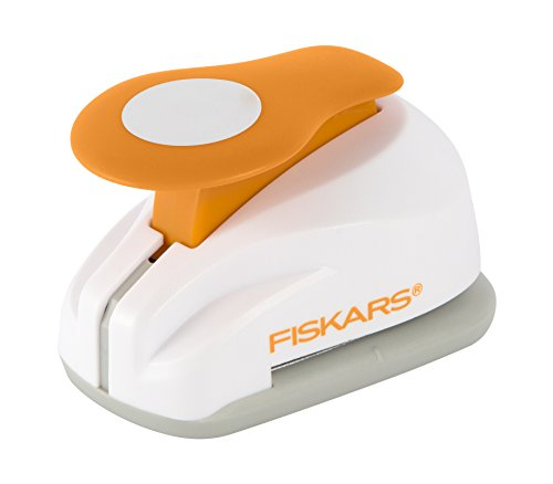 Fiskars Medium Lever Punch, Circle (1 Circle Punch)