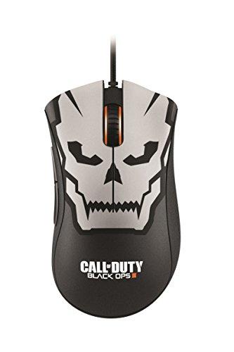 Razer DeathAdder Chroma - Ratón para juegos ergonómico multicolor - Sensor de 10,000 DPI - Agarre cómodo - El ratón para juegos más popular del mundo - Call of Duty Black Ops 3