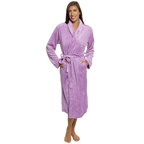 Silver Lilly Womens Robe Bathrobe product image