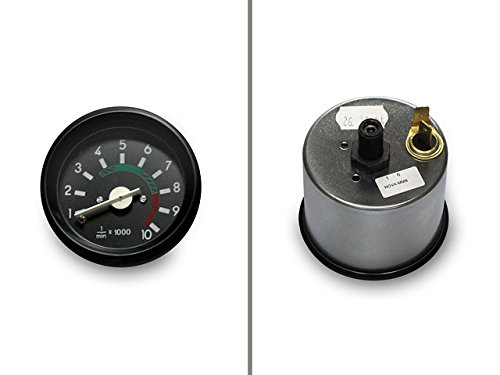 S70 /Ø60 mm * passend f/ür S51 Drehzahlmesser bis 10.000 U//min S53
