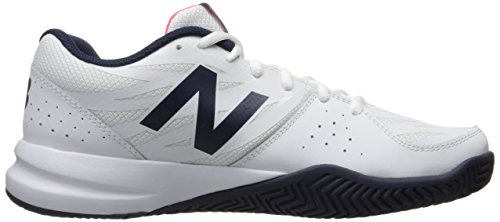 Shoe Balance New Pigment White Cushioning 786v2 Men's Tennis qPwOz8X