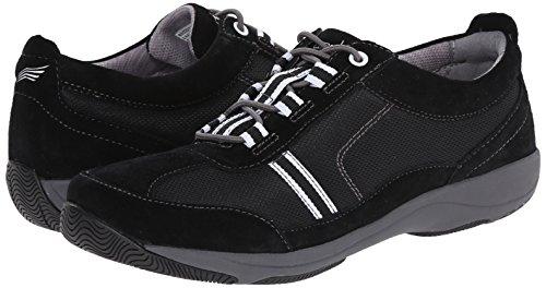 Pictures of Dansko Women's Helen Fashion Sneaker Black/ 4