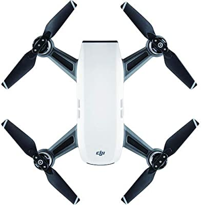 DJI Spark, Portable Mini Drone (Alpine White): Drones