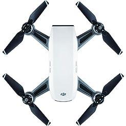 DJI Spark, Portable Mini Drone, Alpine W...