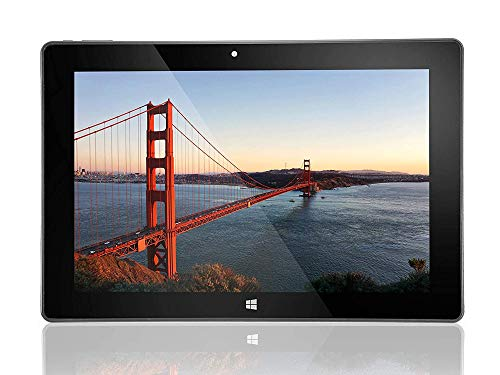 10″ Windows 10 Fusion5 Ultra Slim Windows Tablet PC- (4GB RAM, 128GB Storage, USB 3.0, Intel, 5MP and 2MP Cameras, FWIN232 PRO Windows 10 S Tablet PC) (128GB)