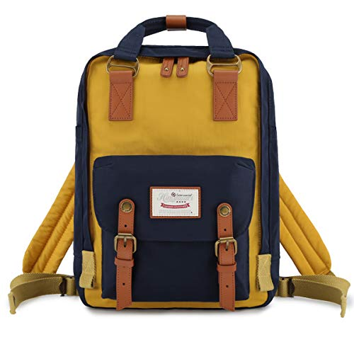 Himawari School Waterproof Backpack 14.9