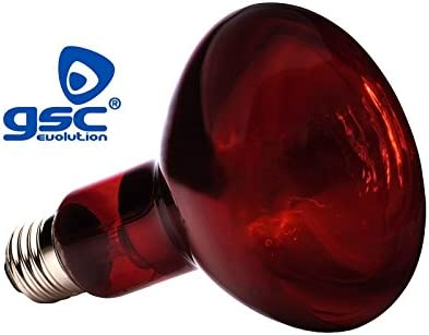 Evila GS1514 Lámpara infrarrojos 250W E27