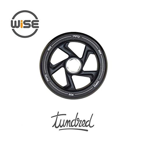 Wise Tundred Wheel 110mm Black