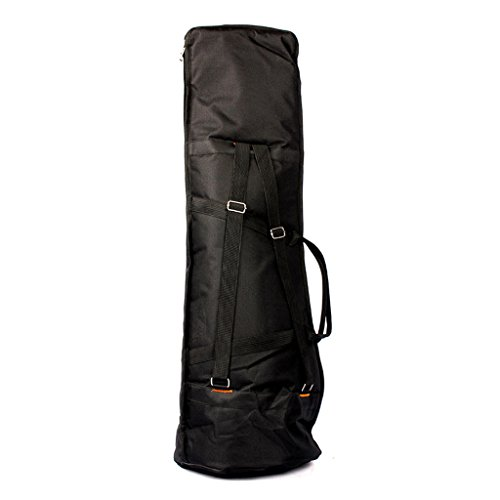 MagiDeal Durable Tenor Trombone Gig Bag Musical Instrument Accessory Carry Bag Backpack Black 35.82inch by MagiDeal (Image #3)