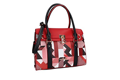 strap LAURA red Bag woman VN1584 woman Bag shoulder BIAGIOTTI shoulder YXqAq