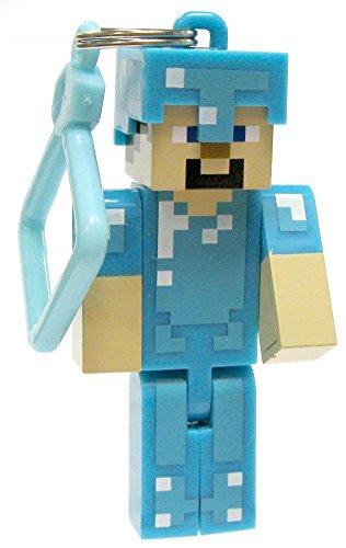 Amazon.com: Minecraft Hangers Series 2 Diamond Steve 3 ...