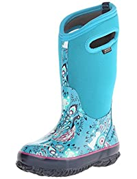 Bogs Classic Forest Waterproof Winter & Rain Boot (Infant/Toddler/Little Kid/Big Kid)