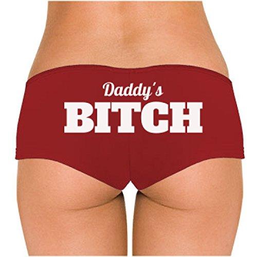 [Daddy's Bitch Valentine's Day: Bella Hotshort Underwear] (Sexy Valentine Outfit)