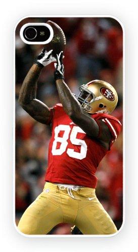 Vernon Davis San Francisco 49ers Sports, iPhone 6, Etui de téléphone mobile - encre brillant impression
