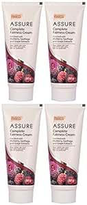 Vestige Assure Complete Fairness Cream - 50 Grams (Pack Of 4)