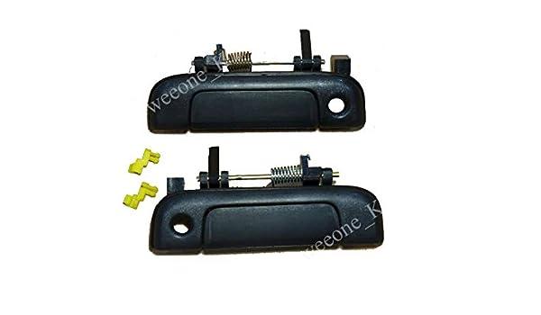 1 Par de tirador exterior para puerta exterior para Toyota Hiace ...