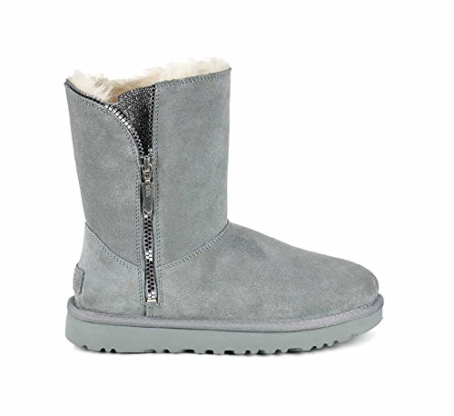 UGG Womens Marice Shearling Boot Geyser Size - Zipper With Uggs