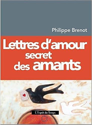 Lettres Damour Secret Des Amants Textes Essentiels
