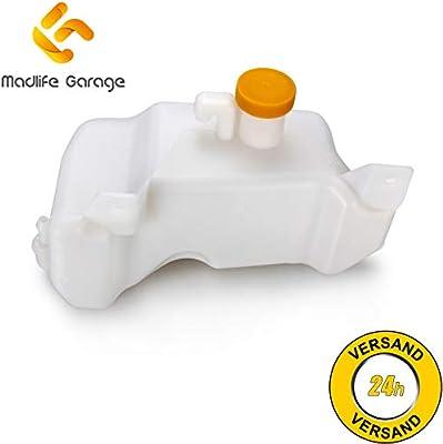 Madlife Garage Radiator Overflow Bottle 21710-43B01 For 1992-2003 Micra MK II