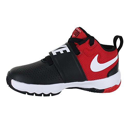Nike Zapatillas Elite Black White University Red