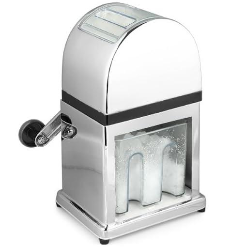 Drinkstuff-Bar-Picadora-de-hielo-manual-acabado-en-cromo