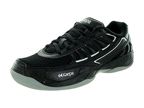 Kaepa Volleyball Shoes Women's Heat - Black, 9.5 by Kaepa