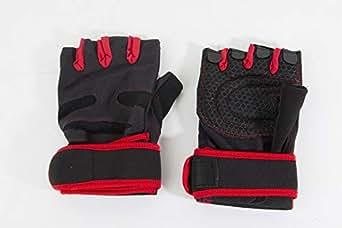 Weight Lifting Half Finger Gloves, B34-4