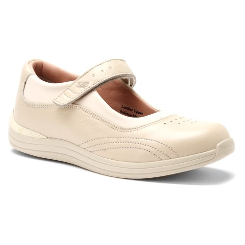 Jane Mary Pebble Rose Women's Soft Bone Shoe Drew qR1ItxwzR