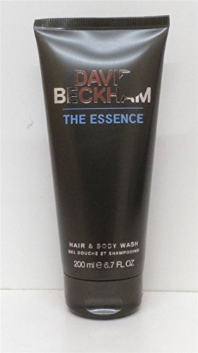 Gel Triple Pack - David Beckham The Essence Hair & Body Wash TRIPLE PACK 3x200ml/6.7 fl oz