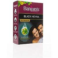 Banjara's Black Henna, Rich Burgundy, 6x9g