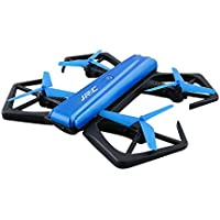 Rc Fpv Mini Quadcopter Helicopter Drone JJR/C H43WH WiFi FPV 720P Drone One-key Folding Pressure Altitude Hold WiFi APP Controlling Camera Drone