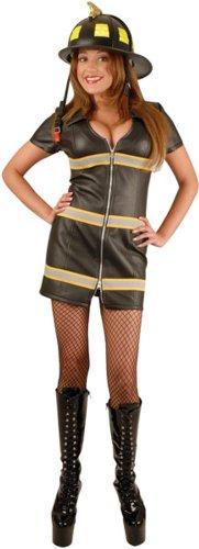 Fire Fox Woman Costumes (*Double Zip Fire Fox Adult Costume)