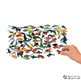 small plastic fish - Fun Express Under the Sea Creatures, 90 Pcs,