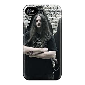 Iphone 4/4s MiH5643khqS Provide Private Custom Trendy Cannibal Corpse Band Image Shock Absorption Hard Phone Case -CristinaKlengenberg