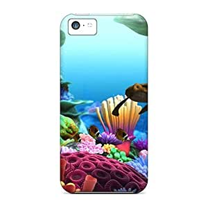 MEIMEILastMemory Case For ipod touch 4 With Nice Colorful Aqua AppearanceLINMM58281