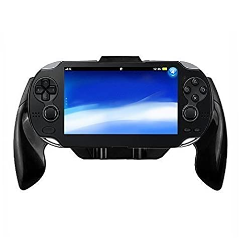 Mondpalast Controller Grip Handle Holder for Sony Playstation Vita Slim PS Vita 2000 PSV 2000 slim