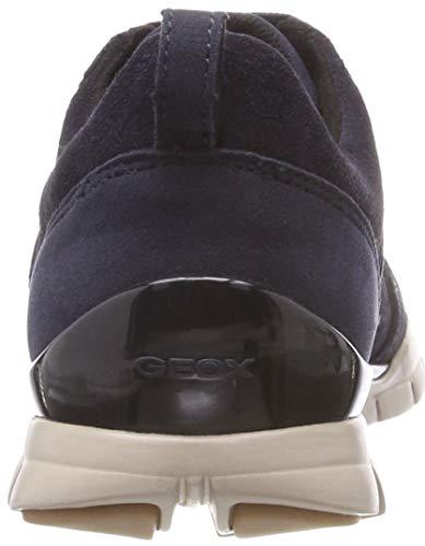 Sneakers Bleu C4002 Geox Basses Sukie D Femme A navy q44w7aYTt