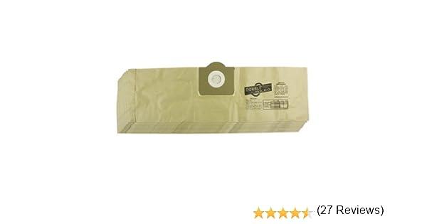 First4spares - Bolsas de Recambio para Aspirador Parkside/Lidl 1300 1400 1500 (10 Unidades): Amazon.es: Hogar