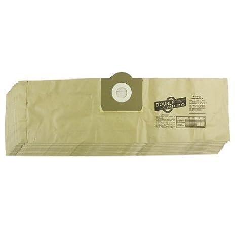 First4spares - Bolsas de Recambio para Aspirador Parkside/Lidl 1300 1400 1500 (10 Unidades