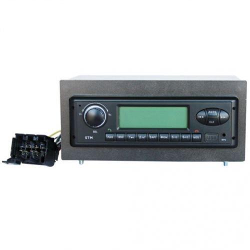 All States Ag Radio USB MP3 Bluetooth John Deere 8560 896...