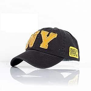MAOZIGE Moda De Algodón Gorra De Béisbol Snapback Sombrero para ...