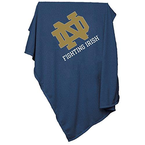 NCAA Notre Dame Fighting Irish Sweatshirt blanket