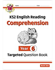 New KS2 English Targeted Question Book: Year 6 Reading Comprehension - Book 1 (with Answers)