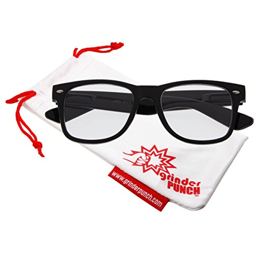 High Magnification Power Readers Reading Glasses 4.00-6.00 Black/4.00