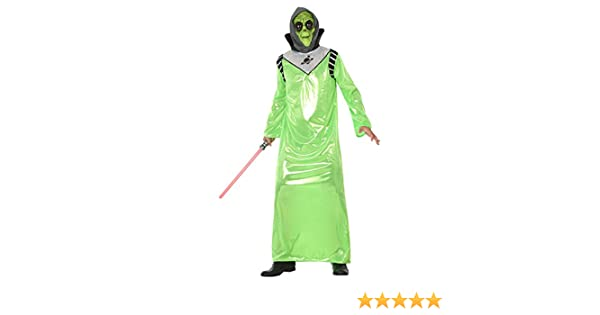 Atosa-18014 Disfraz Alien, Color Verde, XL (18014): Amazon.es ...