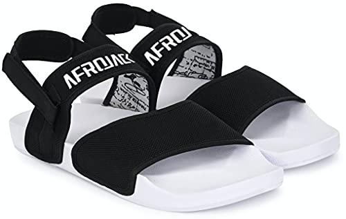 Afrojack Men's Mesh Eva Sandals