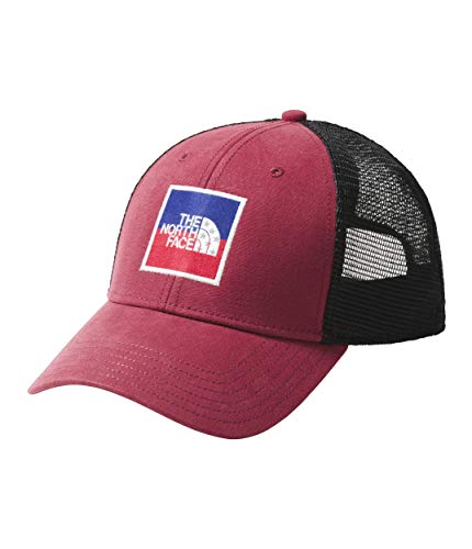 - The North Face Unisex Americana Trucker Cardinal Red Multi One Size