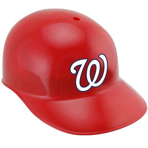 MLB Washington Nationals Replica Batting Helmet]()