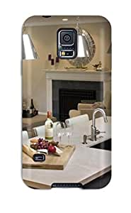 S5 Scratch-proof Protection Case Cover For Galaxy/ Hot Large Kitchen Island With View Of Open-concept Living Space Phone Case